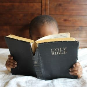 Encouraging Bible Quotes Boy